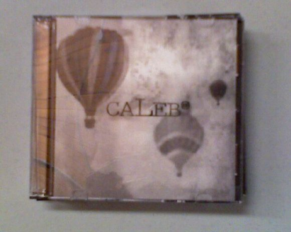 Caleb's New EP is finally done!